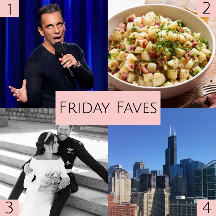 Friday Faves | May 25