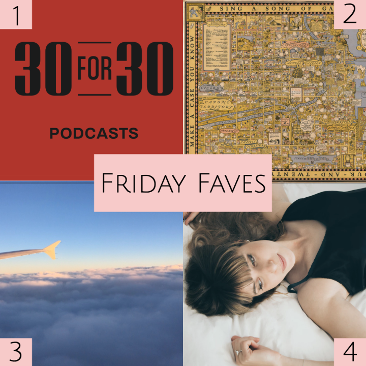 Friday Faves | June1